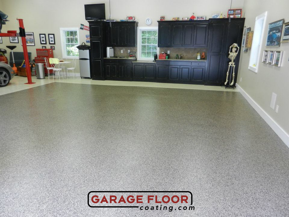 Garage Floor Coating Floors Polyaspartic Polyurea System Residential Garages 41